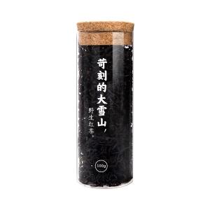 大雪山野生红茶