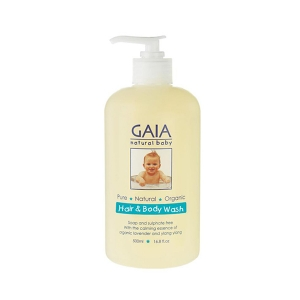 GAIA天然洗发沐浴水